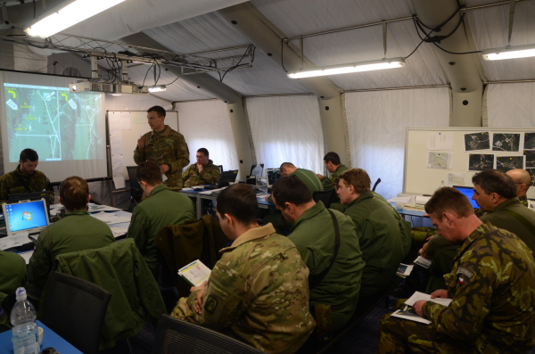 Air Mission Briefing